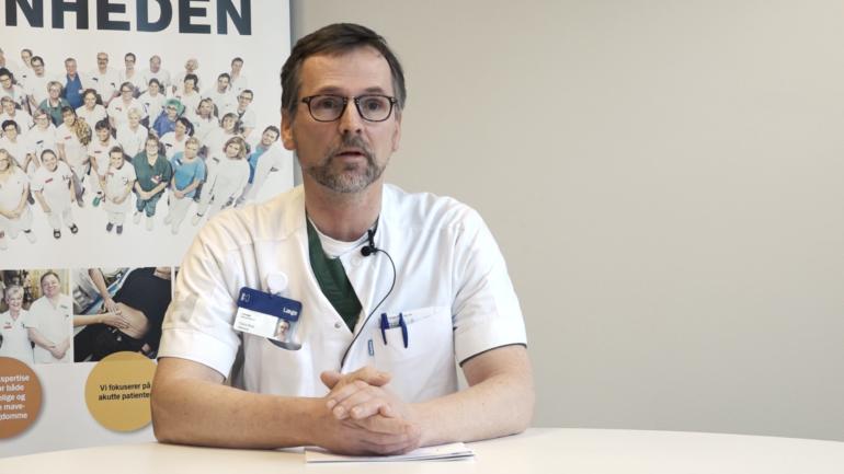 Overlægen forklarer: Sådan foregår din operation